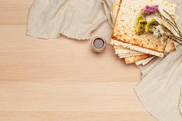 Matzo, matzoth pour la pâque juive