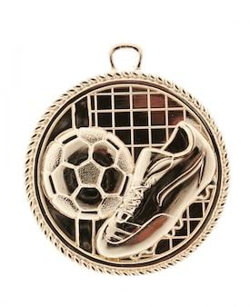 Médaille de sport isolé sur fond blanc