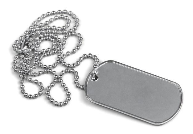 Médaille vierge pour chien