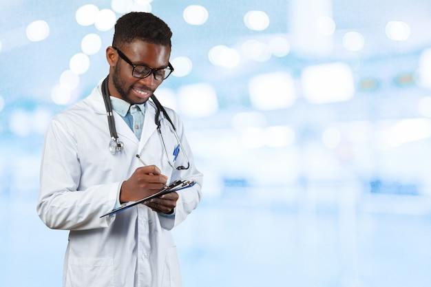 Médecin afro-américain