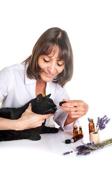 Médecine alternative pour animaux de compagnie