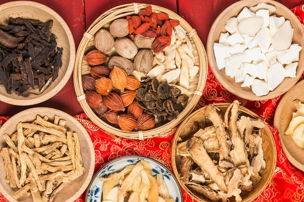 Médecine chinoise traditionnelle
