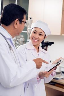 Médecins asiatiques