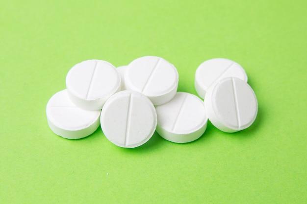Médicaments pilules, médicaments et antibiotiques