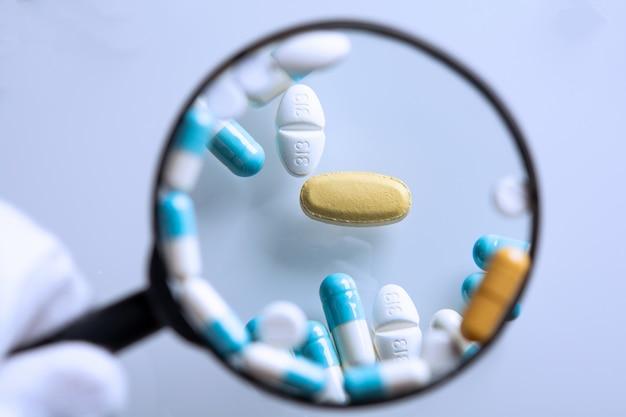 Médicaments suspects sous une loupe