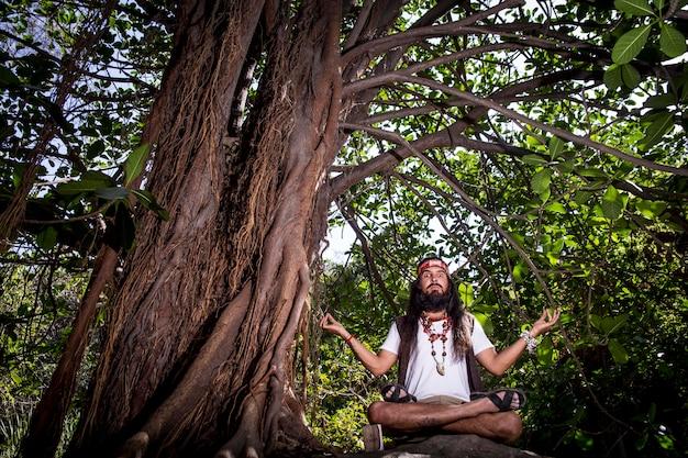 Méditation en forêt - 2