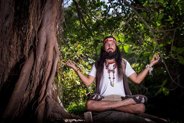 Méditation en forêt - 3