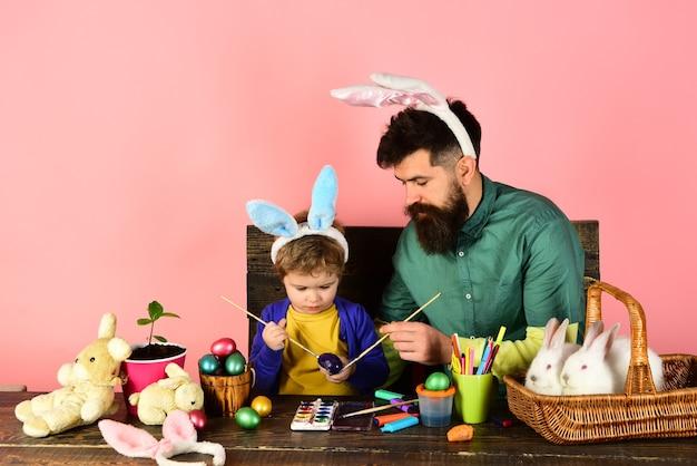 Meilleures idées de joyeuses pâques pour une famille heureuse