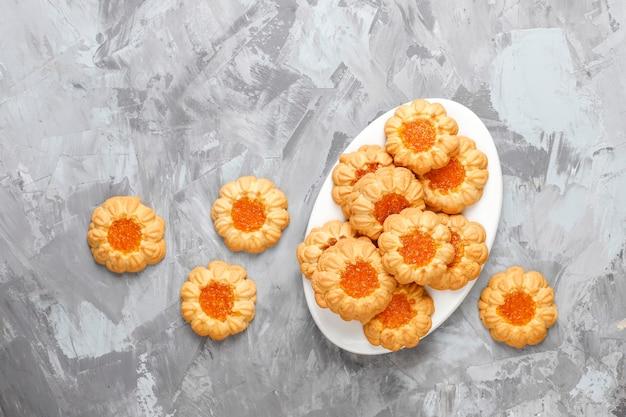 Mélange de biscuits sucrés