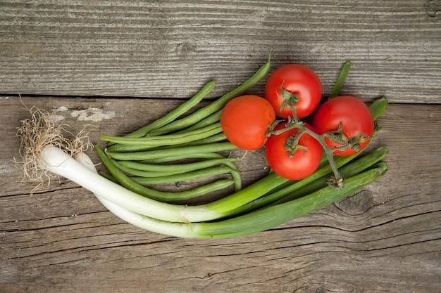 Mélange de légumes frais