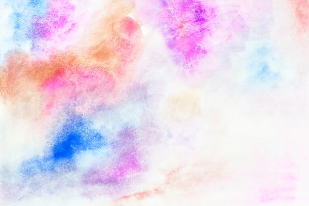 Mélange de pigments brillants