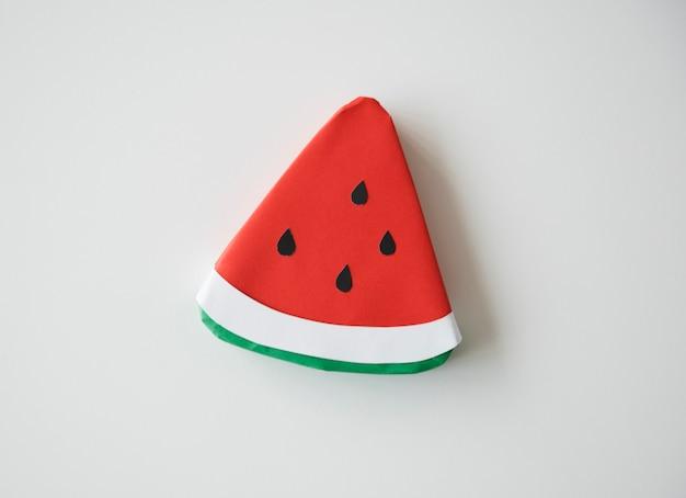 Melon bien-être artisanat idée décorative fruit