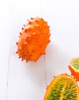 Melon cornu