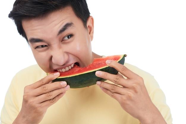 Melon d'eau délicieux