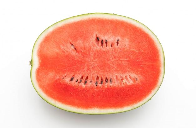 Melon d'eau fraîche isolé