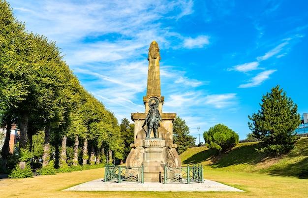 Mémorial de l'afrique du sud à canterbury kent, angleterre