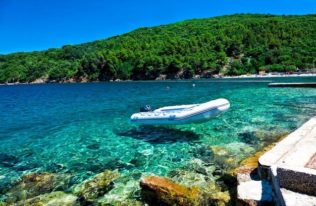 Mer de croatie