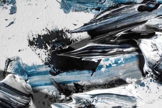 Mer. peinture texturée crème sur fond transparent, oeuvre abstraite. fond d'écran pour appareil, espace publicitaire pour la publicité. le produit d'art de l'artiste, bicolore. inspiration, occupation créative.