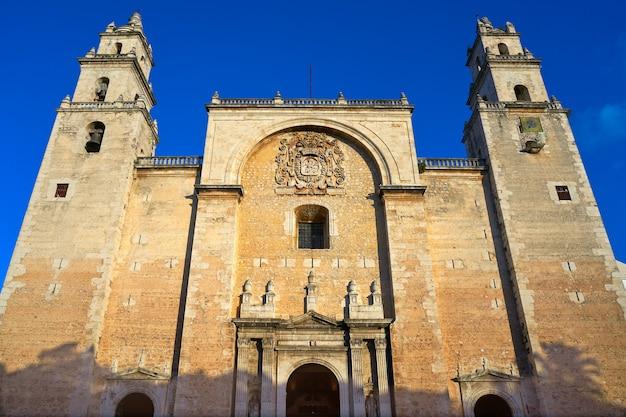 Mérida san idefonso cathédrale du yucatan