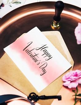 Message de saint valentin