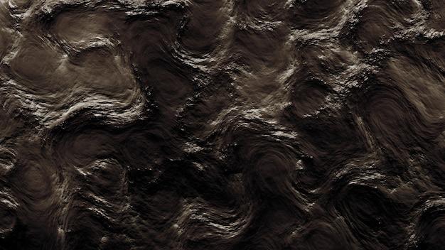 Métal de fond de texture noire.