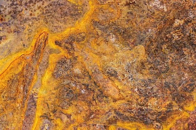 Métal rouillé. fond, texture