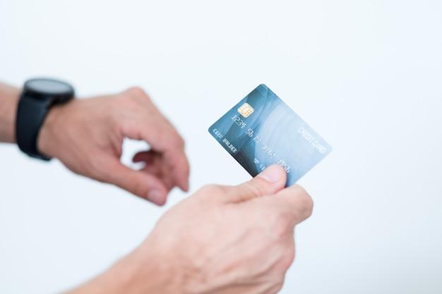 Méthode de paiement numérique nfc