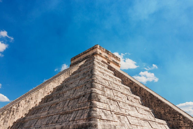Mexique chichen itza maya ruins