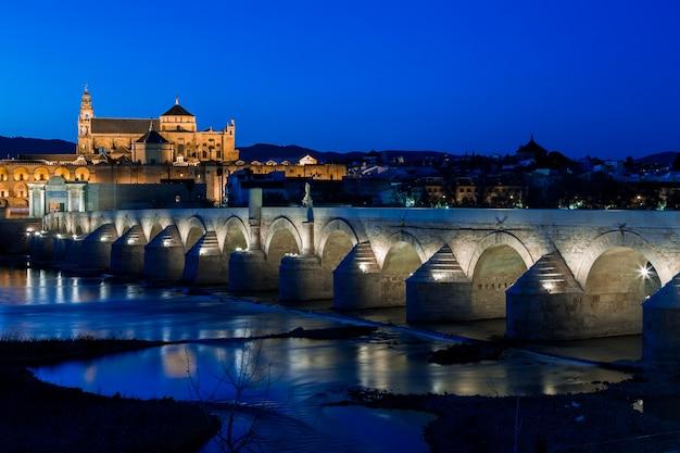 Mezquita et pont romain