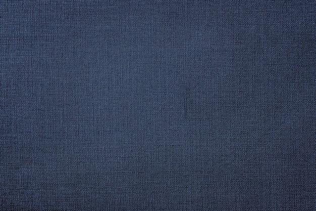 Micro tissage coloré sur la surface du tissu