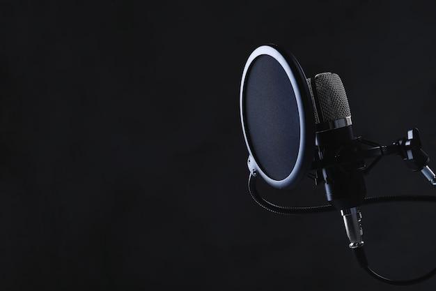 Microphone moderne