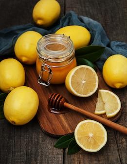 Miel et citrons