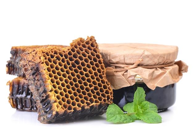 Miel frais