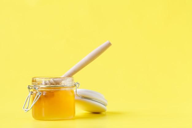 Miel en pot