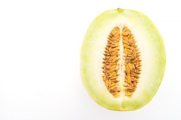 Miellat régime cantaloups frais et sain