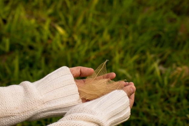 Le mieux est de donner la nature à la nature