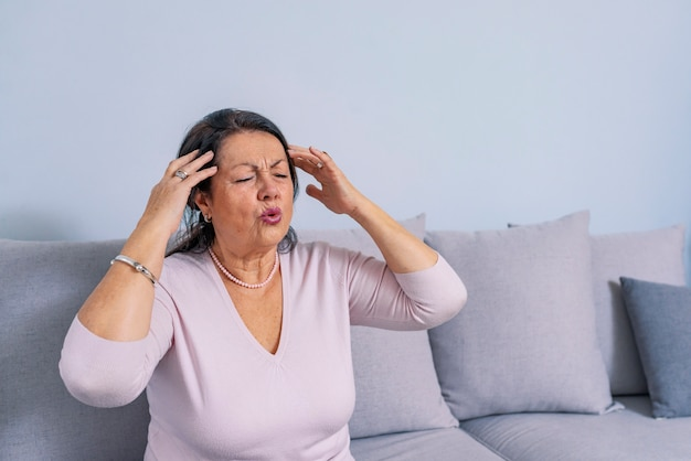 La migraine du matin est mon plus gros problème