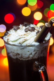 Milkshake délicieux