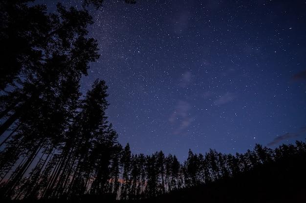 Un million d'étoiles la nuit