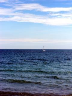 Milwaukee en bord de mer, eau, bateau, bateaux