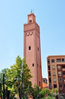 Minaret hassan ii