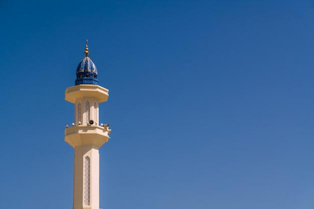 Minaret à mascate, oman