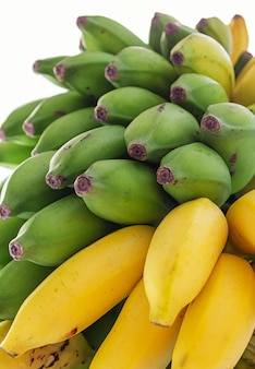 Mini bananes des maldives.