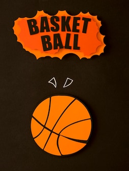 Mise à plat du basket-ball