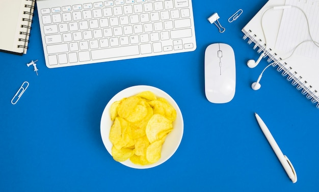 Mise à plat du concept de mauvaise habitude au bureau