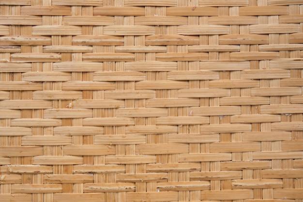 Mise à plat de l'espace de copie du modèle en bois en bois traditionnel thaïlandais