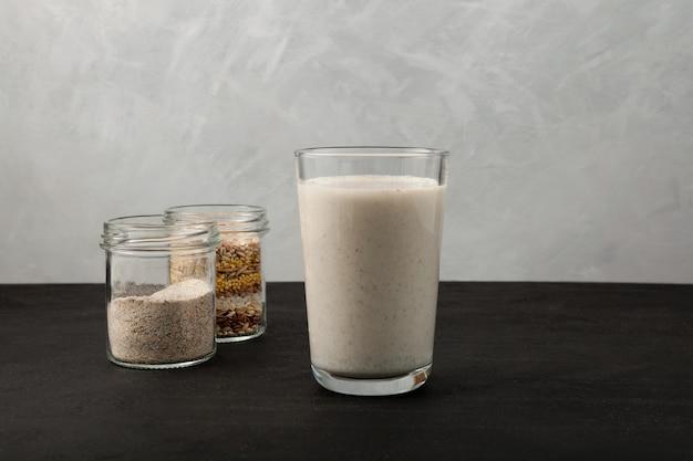 Misutgaru ou misugaru latte