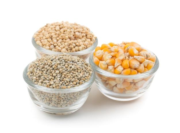 Mix grains