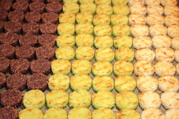 Mix saveur crisoy coco dessert thai street