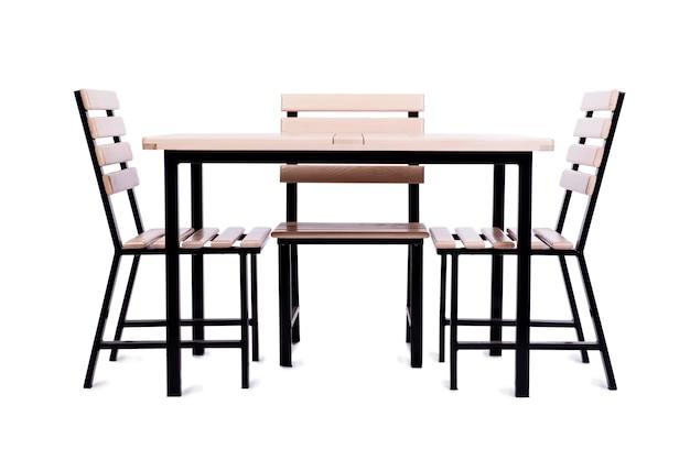 Mobilier de table